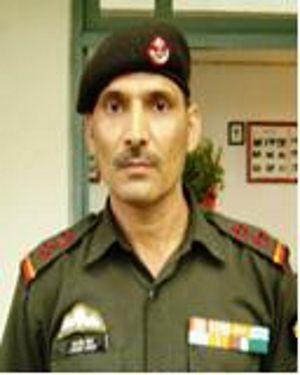 Fearless NSG Commando from Jhajjar