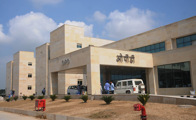 Image result for AIIMS Bathinda