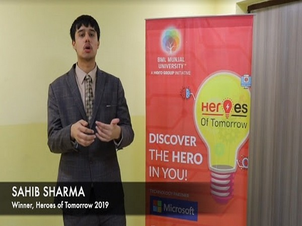 Mohali student wins innovation contest