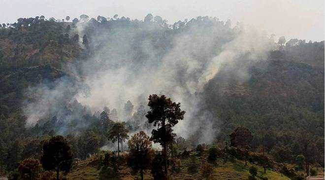 Shelling in Uri,  families moved