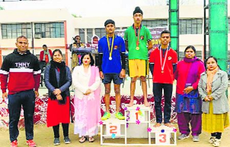 ANNUAL SPORTS DAY HELD
