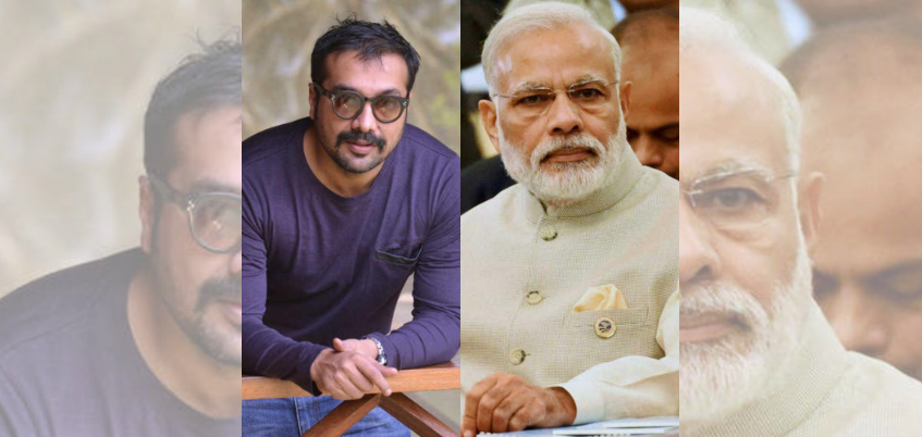 Anurag Kashyap asks PM Narendra Modi to show political science degree, father's birth certificate