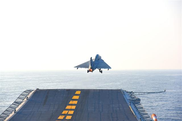 Naval version of Tejas successfully takes off from aircraft carrier in major feat