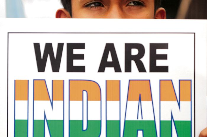 India belongs to all