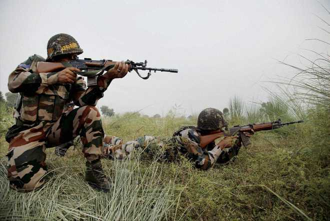 Pak violates truce in Poonch hours after Army Chief's visit