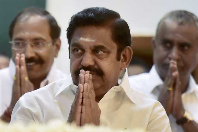 Palaniswami assures free COVID-19 vaccine to Tamil Nadu people