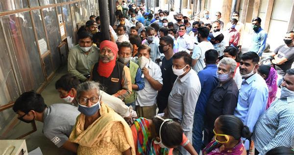 49,881 fresh coronavirus cases push national tally to 80 lakh