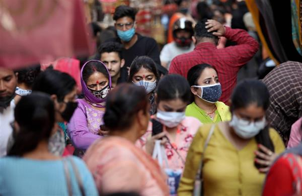 COVID-19: India records 50,129 fresh cases, 578 deaths