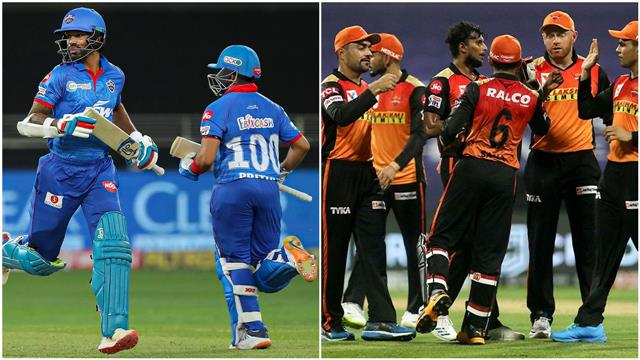 Delhi Capitals eye playoff berth in clash against SRH