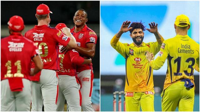 Do-or-die game for KXIP, CSK play for pride