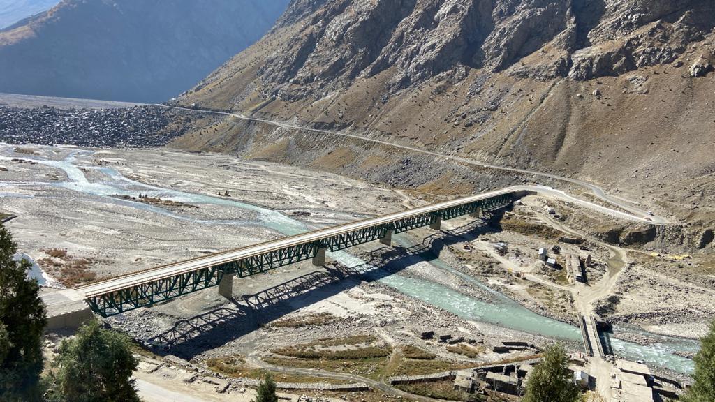 10 years in making, longest bridge on Manali–Leh highway complete