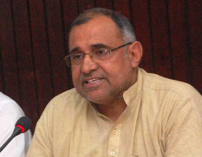 Avinash Rai VP Singh