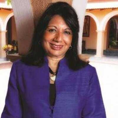 Entrepreneurship not about making money but having a purpose: Kiran Majumdar-Shaw