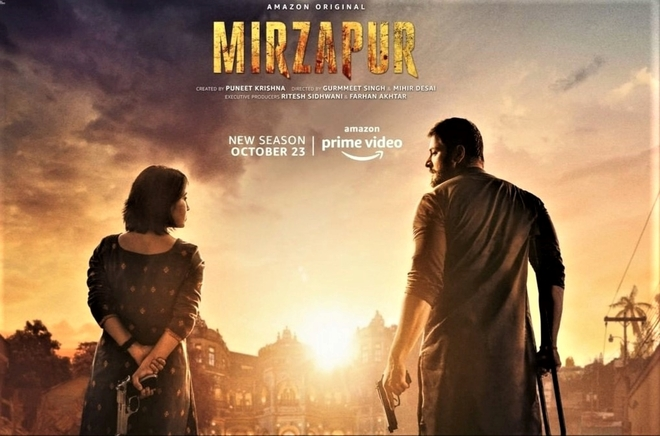 Mirzapur 2 makers apologise to author Surender Mohan Pathak for 'inadvertently hurting' sentiments