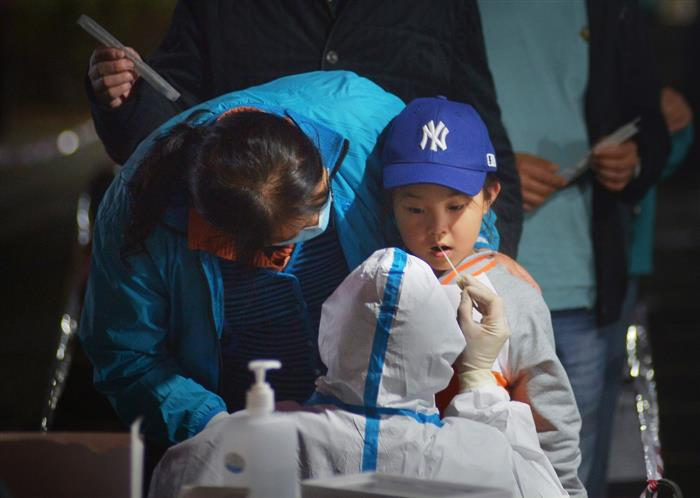 COVID-19: Over 4 million tests conducted in China's Qingdao city