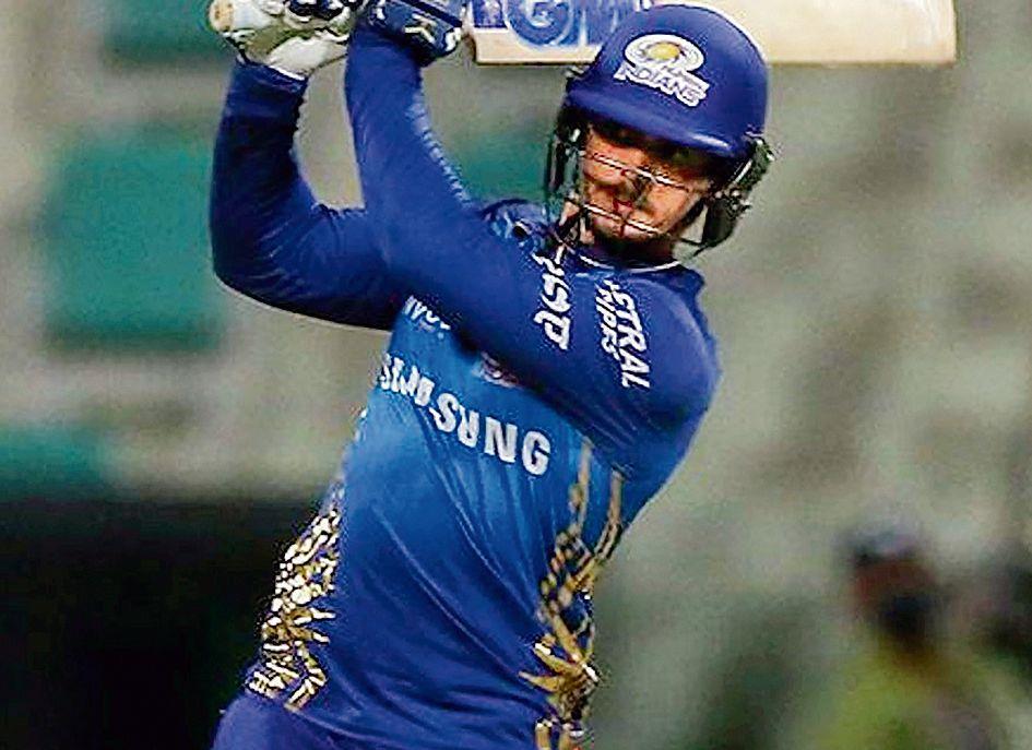 Fifth straight win for Mumbai