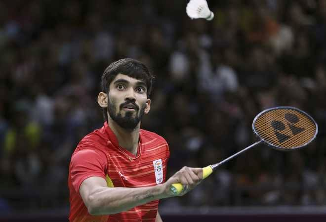 Srikanth loses in quarters