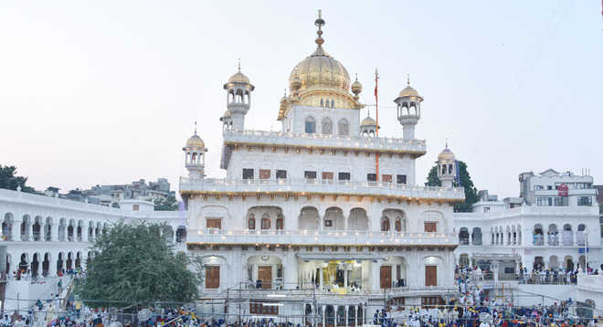 Same-sex marriage in presence of Guru Granth Sahib invites Akal Takht's ire
