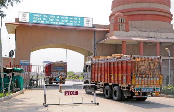 Indo-Pak trade embargo has hit Punjab's economy