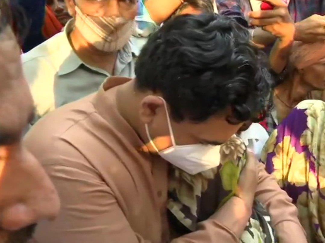 Second arrest in Karauli priest case; BJP leader Kapil Mishra meets victim's family