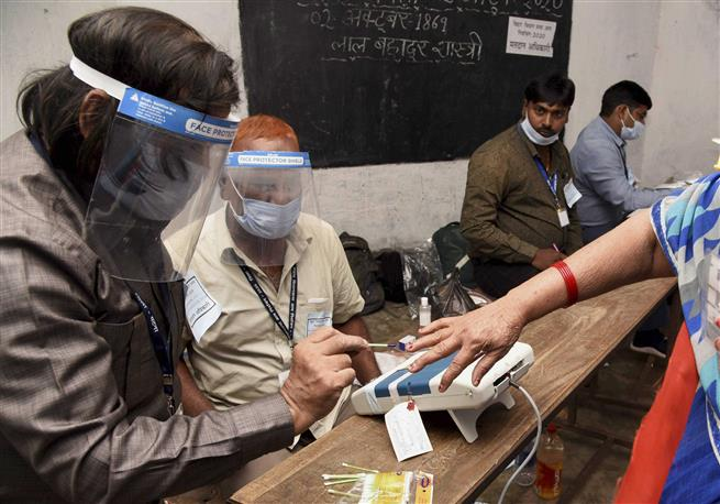 Conducting Bihar elections amid pandemic 'leap of faith' for poll panel: CEC Arora