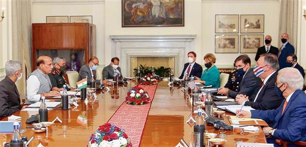 Indo-US defence ties tempered by realities