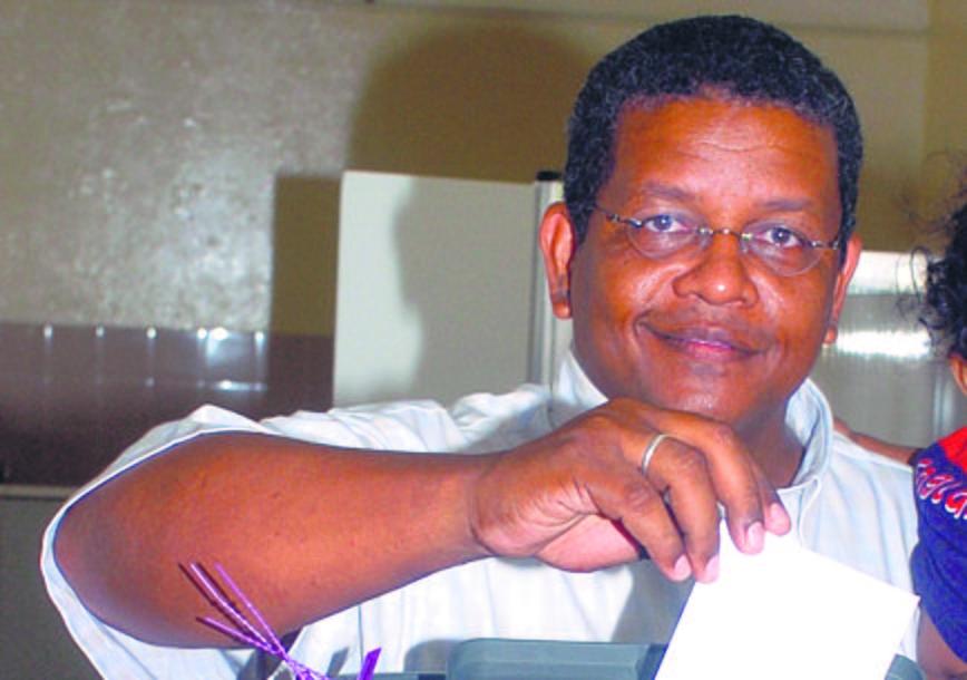 Indian-origin priest is Seychelles President