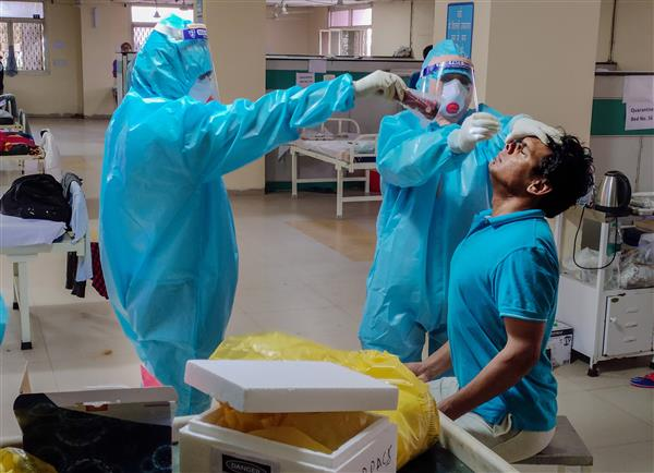 Chandigarh reports two deaths, 119 fresh Covid cases