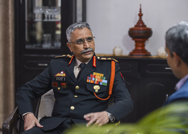 Theaterisation of armed forces next logical step in military reforms after appointment of CDS: Army chief