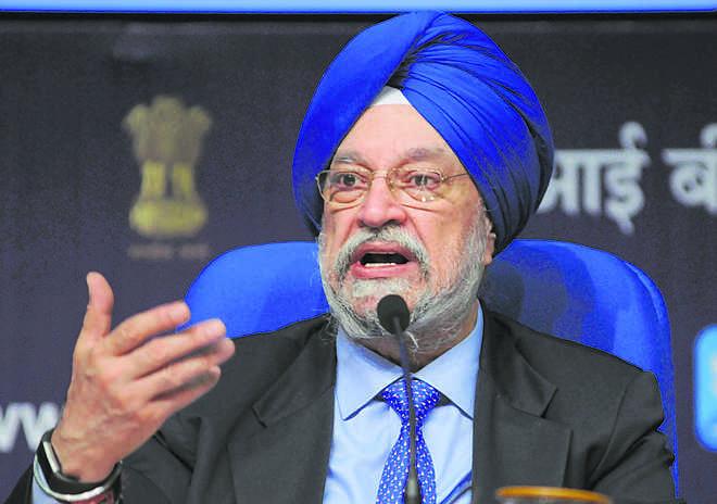 Recordbuying of paddy on MSP, wheat to be similarly procured: Hardeep Puri