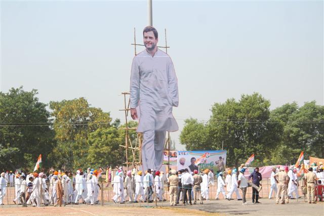 Kheti Bachao Yatra: PM Modi 'puppet' in hands of Ambani and Adani, says Rahul Gandhi