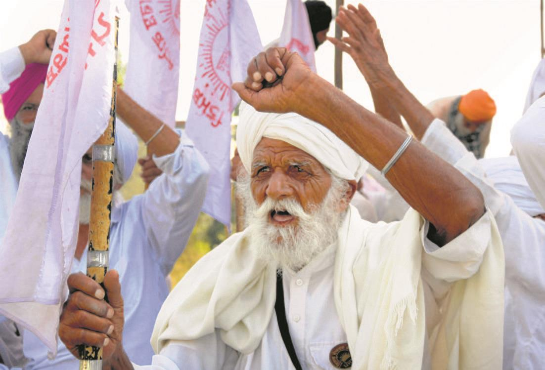 No dialogue with Centre, will step up stir, say Punjab farmers