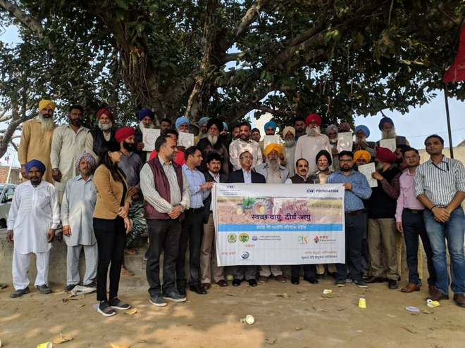 CII Foundation adopts 25 villages to spread awareness