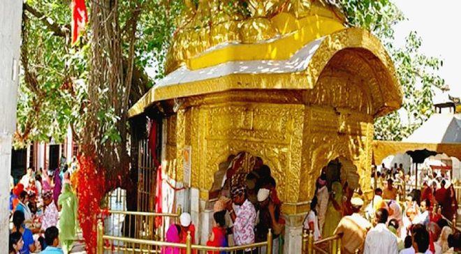 Asooz Navratra fair begins at Chintpurni