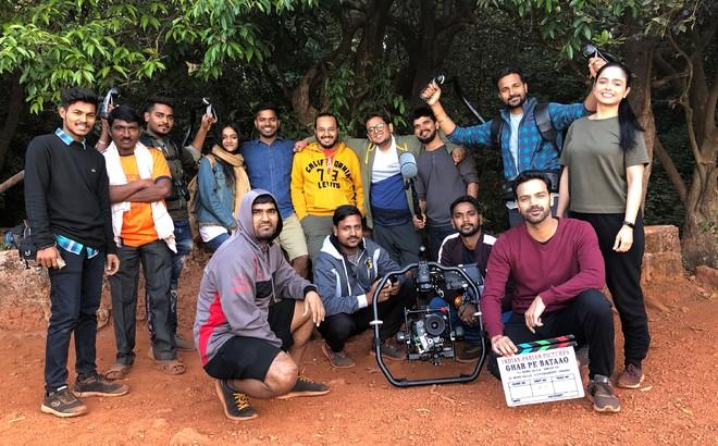 Ghar Pe Bataao is India's first single take feature film