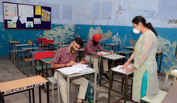 Schools reopen amid thin attendance