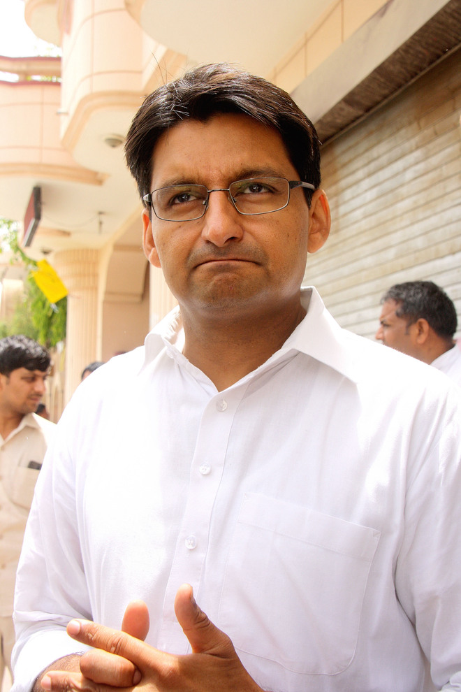 Voters will teach BJP a lesson: Deepender Hooda