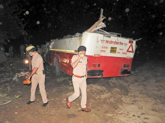 9 killed, 30 hurt in Pilibhit mishap
