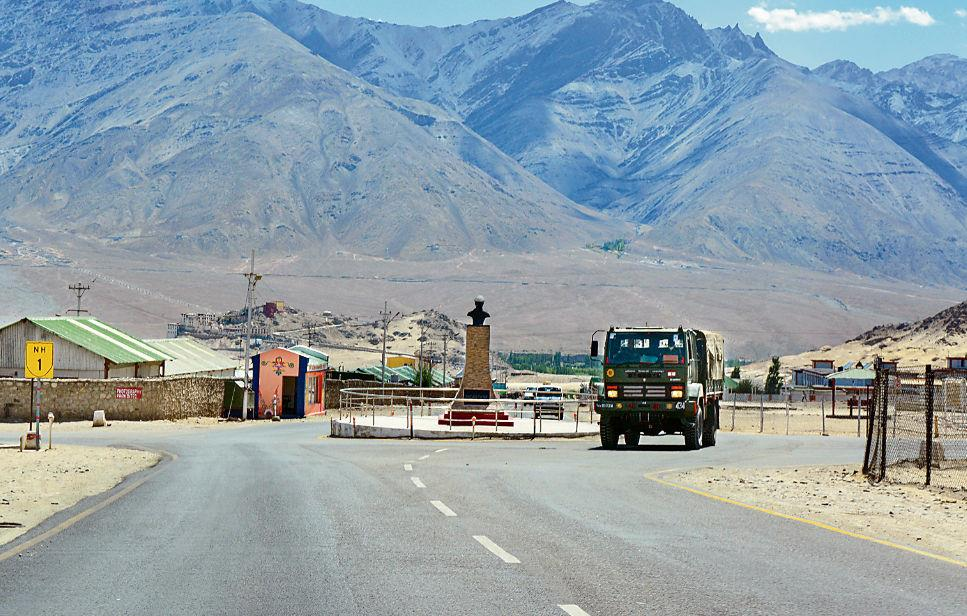 Beijing's Ladakh assertion at odds with historical facts