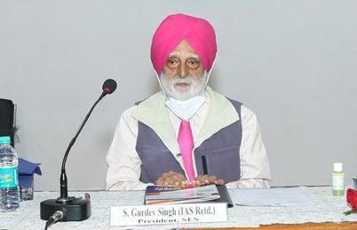 Gurdev Singh Brar is president of Sikh Educational Society