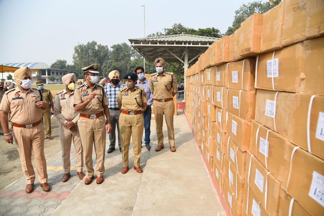 More illegal drugs worth Rs 6 cr seized from Jaipur