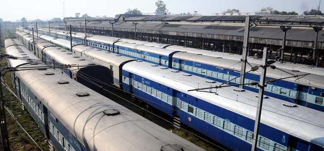Freight trains not running, clarifies railways