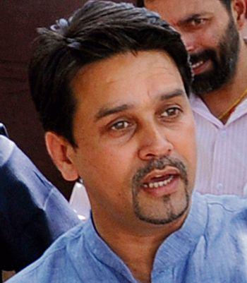 Farmers needn't fear, MSP, procurement to stay: Anurag Thakur