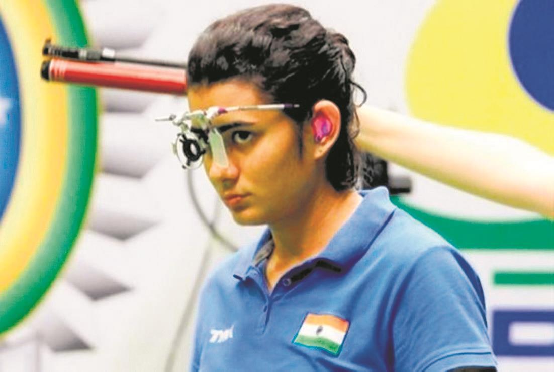 Panchkula shooter Yashaswini Singh Deswal wins gold, faces penalty