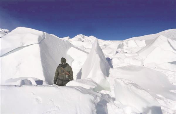 Why Army shuns local high-altitude clothing