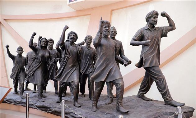 Jang-e-Azadi Memorial: A repository of freedom struggle