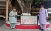 Artist portrays life of Bhagat Puran Singh