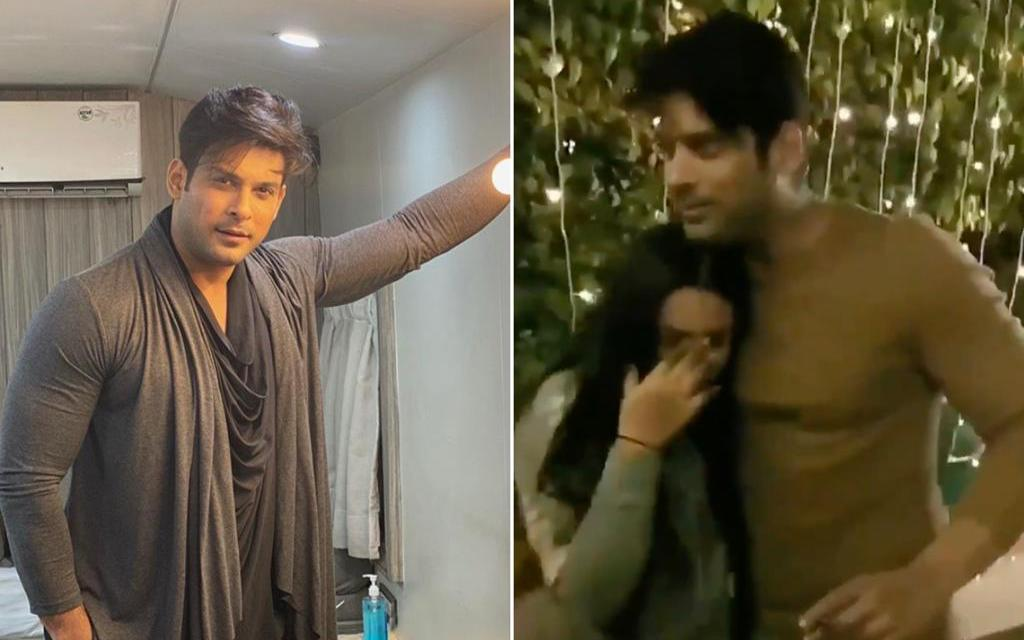Sidharth Shukla consoles a fan in tears at Chandigarh hotel; video will melt your heart