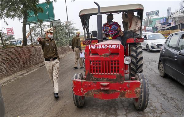 Modi government is scared, saysfarmers' alliance Samyukt Kisan Morcha