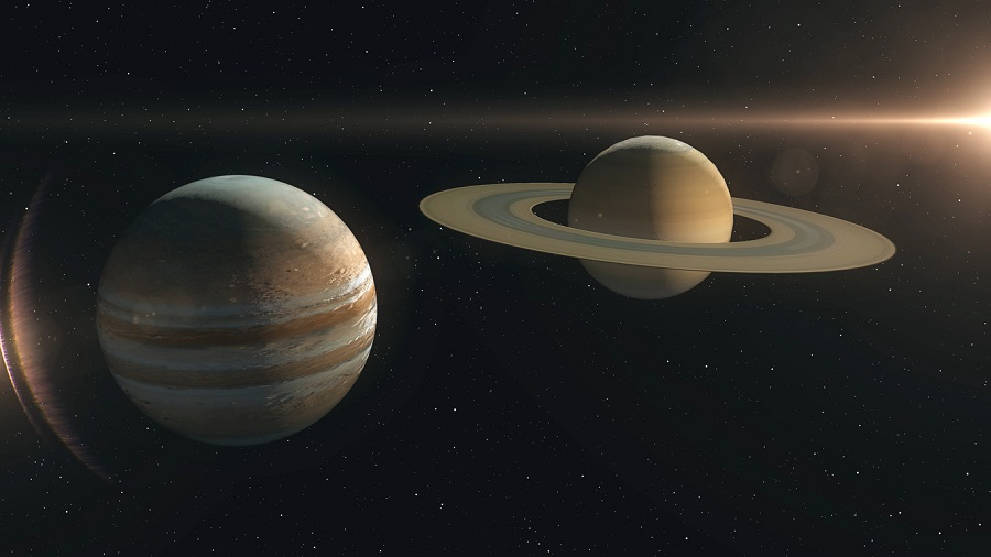 Jupiter, Saturn to look like double planet for 1st time in 800 years